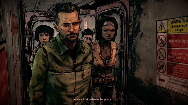 Bekijk de Graphic Black-optie in Walking Dead's Definitive Series