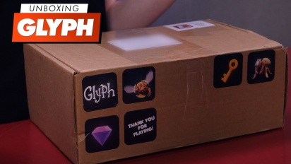 Glyph - Unboxing